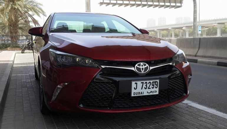 Camry grille