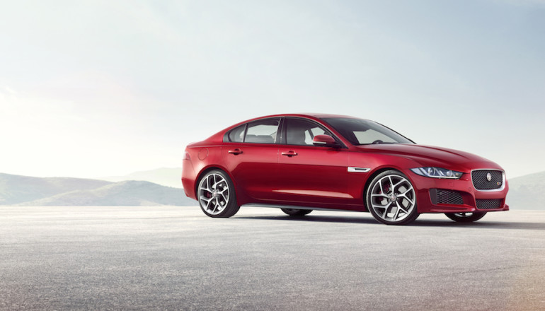Jaguar XE launch UAE