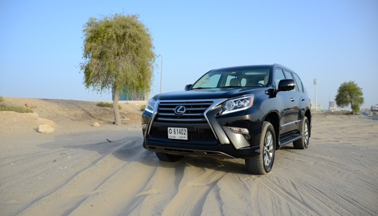 lexus gx 460 review comfort in a box. Black Bedroom Furniture Sets. Home Design Ideas