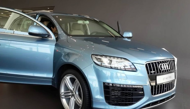 The new Audi Q7 is coming. The best time to buy the Q7 is now!
