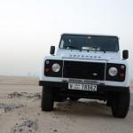 Defender 90 review UAE