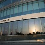All new Infiniti IREDI showroom in Landmark Tower in Abu Dhabi