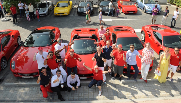 Ferrari City Walk 2