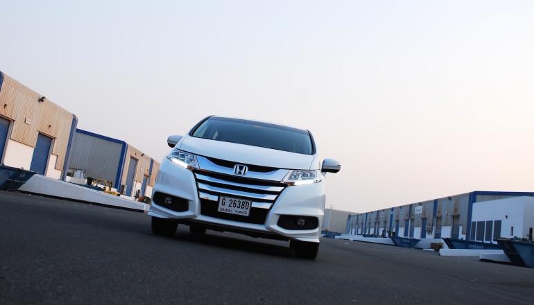Honda Odyssey J review UAE
