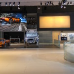 JLR Spectre three cars