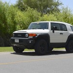 Toyota FJ Cruiser review UAE