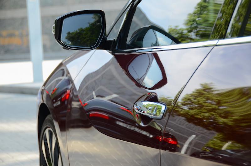 Nissan Maxima 2016 design