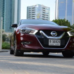 Nissan Maxima 2016 review
