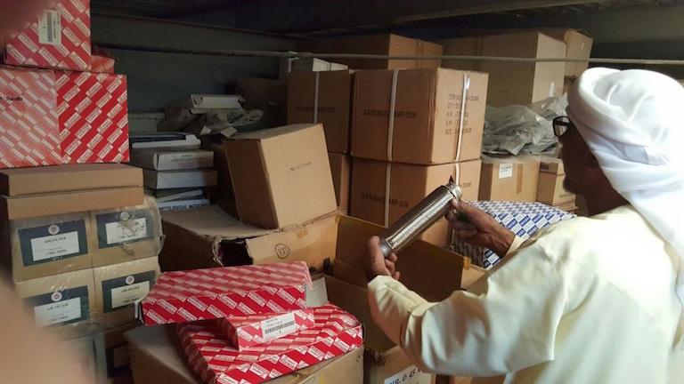 AFM spearheads battle against counterfeit car parts