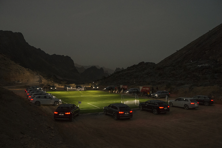 Audi Challenges Arabia_The Number 10