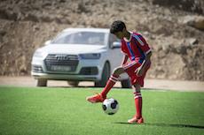 Audi Challenges Arabia_The Number 10_Zakaria
