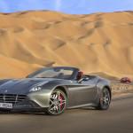 Ferrari Deserto Rosso UAE