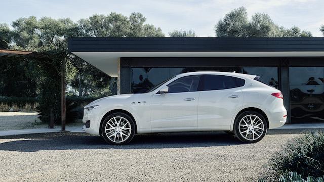 Maserati SUV Al Tayer Motors