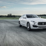 Maserati Levante SUV top speed