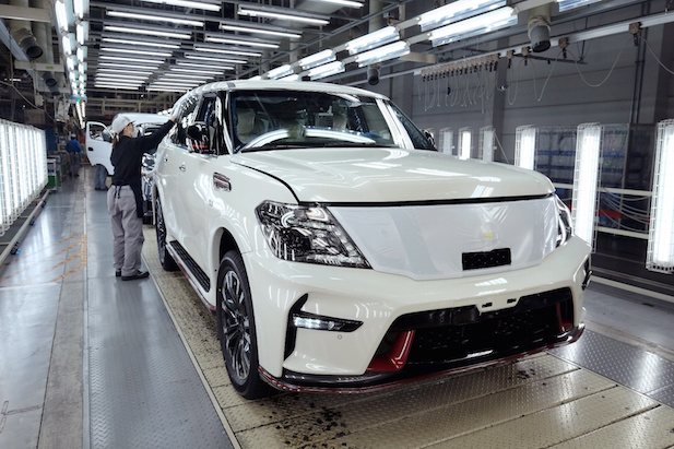 Nissan commences production of the Patrol NISMO  (3)