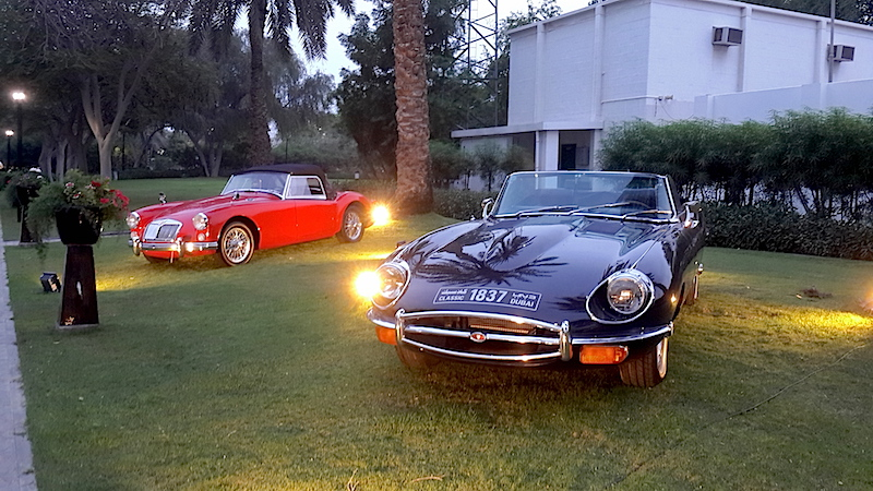 British Embassy cars