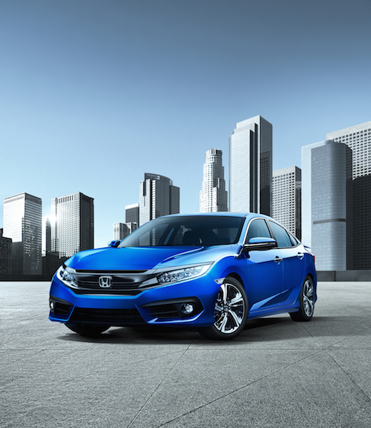 Honda Civic UAE