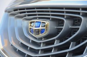 Geely Emgrand GT design