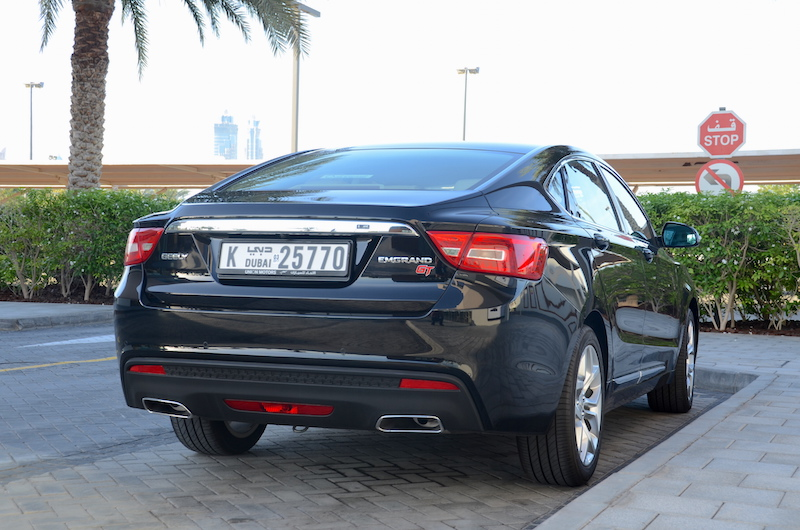 Geely Emgrand Gt Review Gatecrasher S Ticket