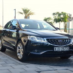 Geely Emgrand GT review