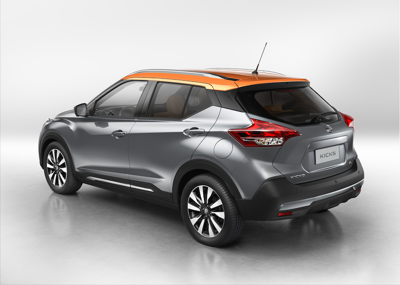 Nissan unveils Kicks, its all-new global compact crossover (2)