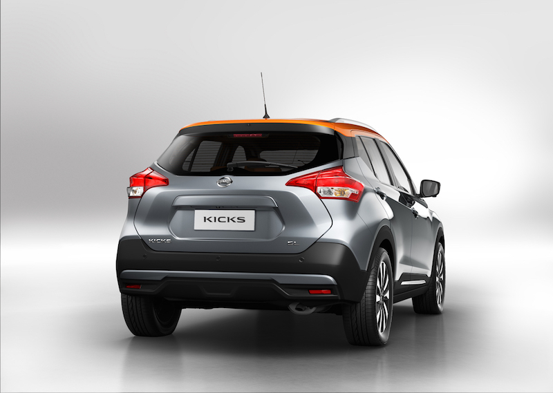 Nissan unveils Kicks, its all-new global compact crossover (3)
