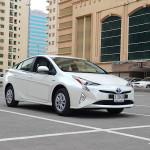 Toyota Prius review UAE