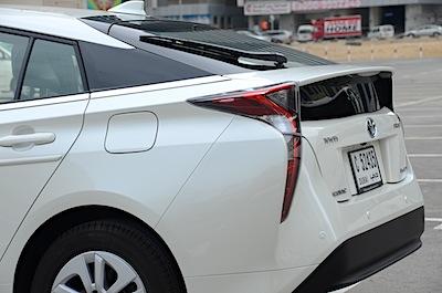 Toyota Prius rear lamp