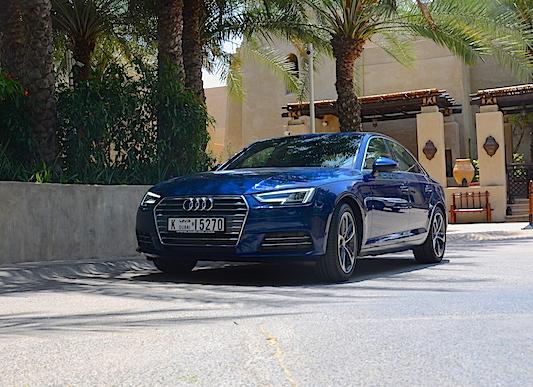 Audi A4 2016 review drive