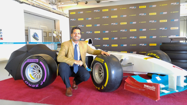 Carlos Milani, General Manager Middle East and India for Pirelli talked to DriveME about the alliance