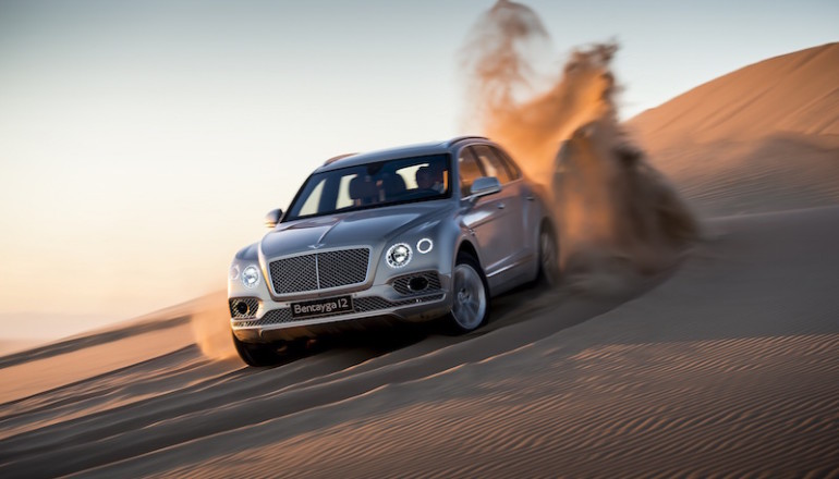 Image 1 - Bentley Bentayga