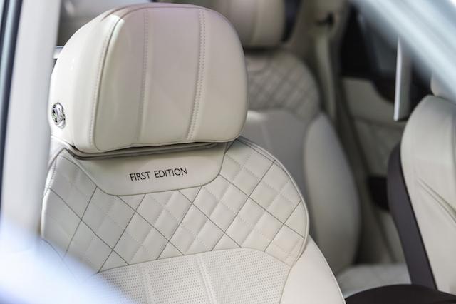 Image 3 - Bentley Bentayga Interior