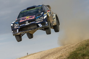 Jari_matti Latvala (FIN) performs during FIA World Rally Championship