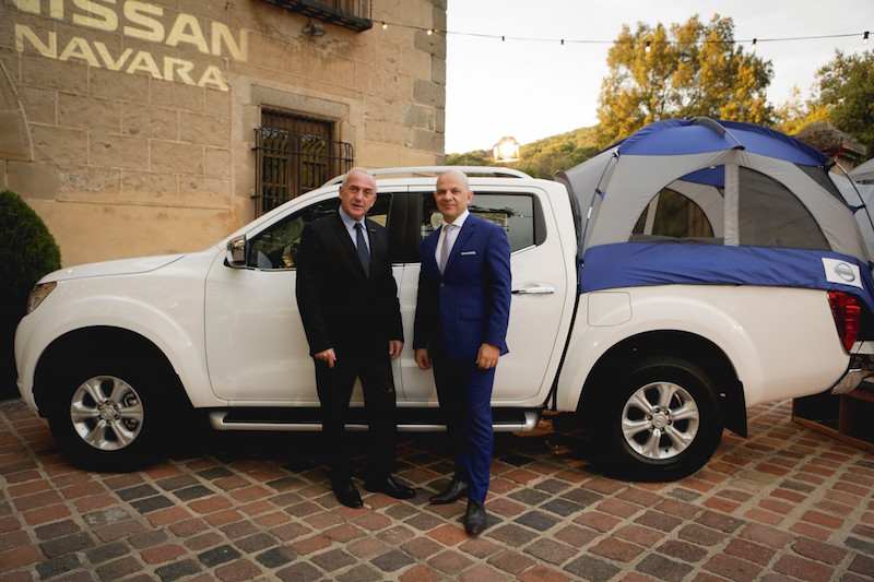 Nissan 2017 Redesigned and Reengineered All-New Pick-up Navara