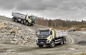 Volvo Trucks FMX