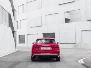 Audi Q2 - back