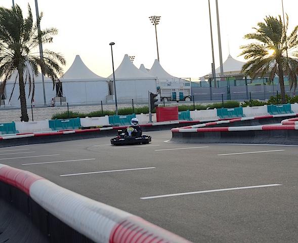 Kart corner