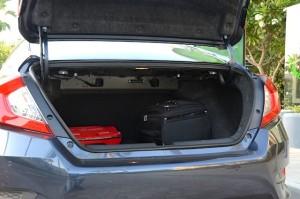 Honda Civic 2016 boot