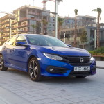 Honda Civic RS front
