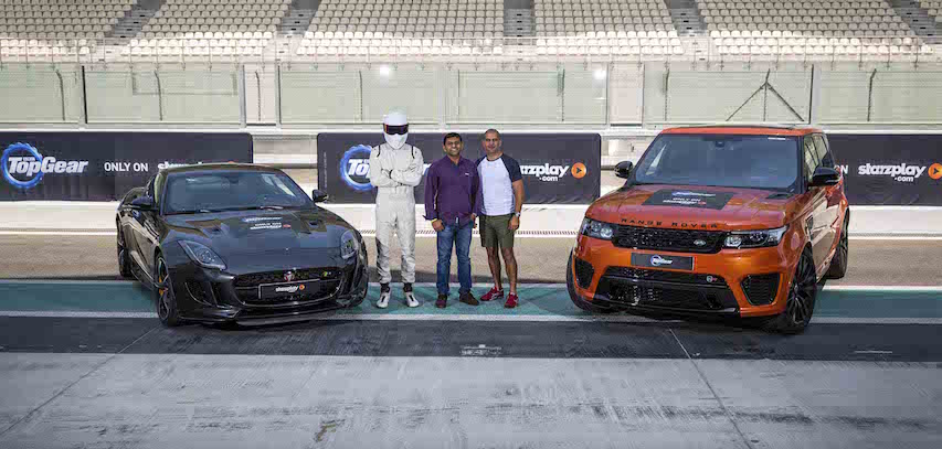 top-gear-hosts-and-sudeep-koshy