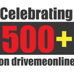 driveme-500-posts