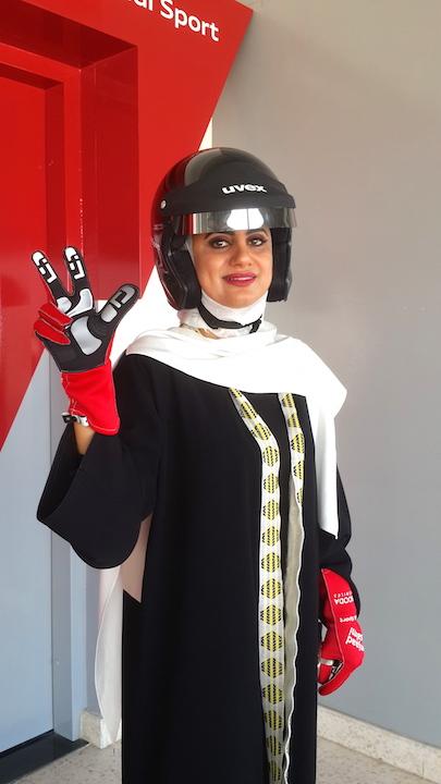 Amjaad AlSalmi Audi