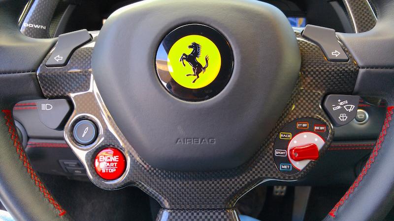 ferrari-488-steering