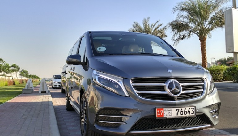 Mercedes V Class First Drive: V For Family!