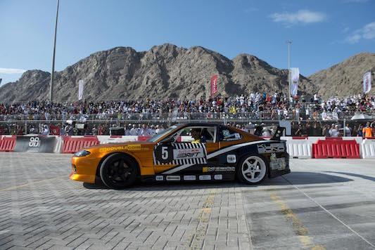 1st Place - Nissan Drifts to Podium Dominance in Storming Red Bull Season Finale
