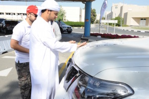 Aqdar Drive Safely program roadshow kicks off across the UAE to drive student participation and pledges (2)