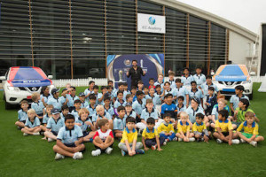 Around the world in 100 days _ Nissan sets off the ICC Champions Trophy (2)