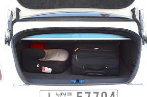 Bentley Continental GT 2016 V8 boot