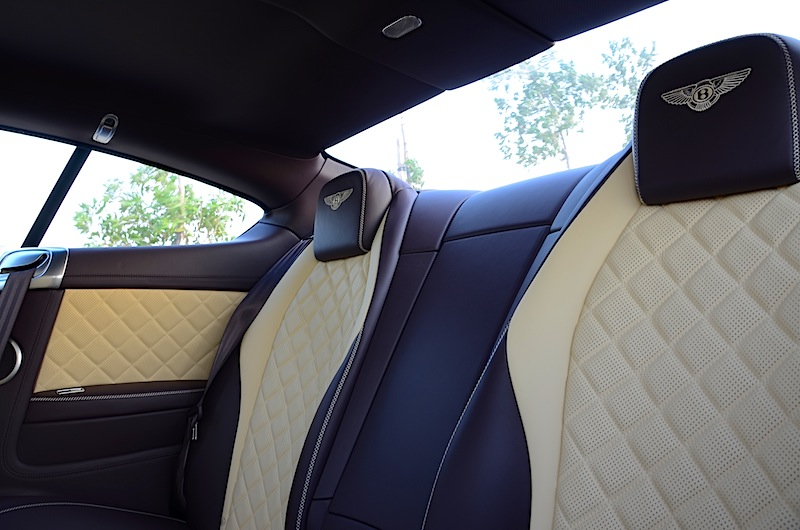 Bentley Continental GT 2016 V8 quilt