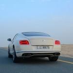 Bentley Continental GT 2016 V8 rear